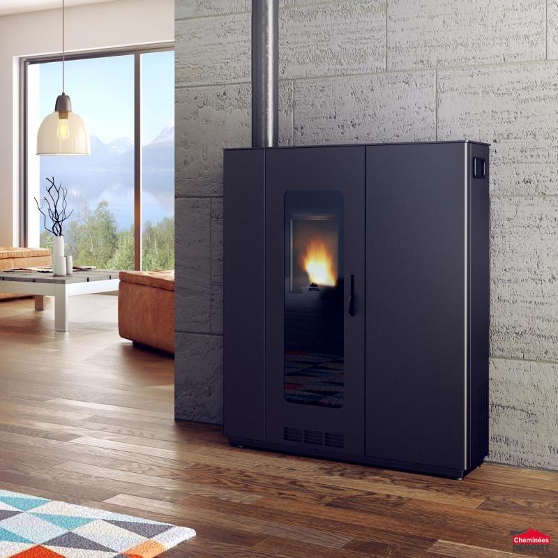 poele a bois ultra plat obtenez des id es de design int ressantes en utilisant. Black Bedroom Furniture Sets. Home Design Ideas
