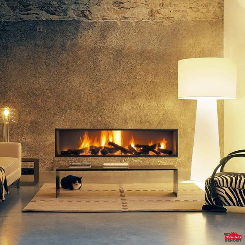 focus mod les de chemin es encastr es chemin es bois b che en normandie chemin es po les. Black Bedroom Furniture Sets. Home Design Ideas