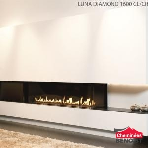 le Luna Diamond 1600 H CL/CR (gaz)
